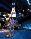 アポロ11号月面着陸船イーグル号