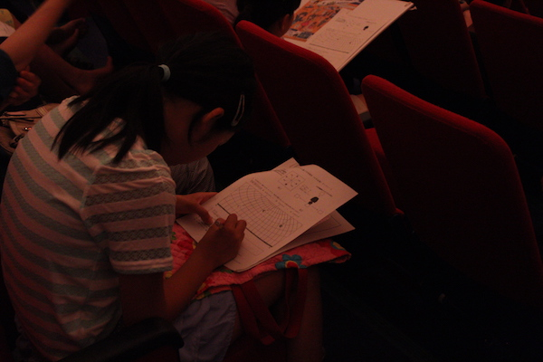 プラネタリウム親子学習教室(小学6年生向け)