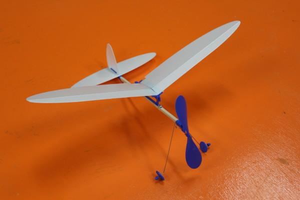ダ・ヴィンチ工房「模型飛行機」