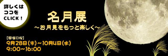 名月展 ~お月見をもっと楽しく~
