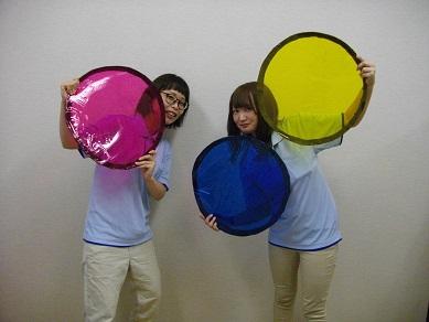 10/8(月・祝)スペシャルサイエンスショー「色ってどんなイロ?」